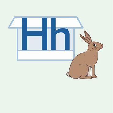 Store H og lille h