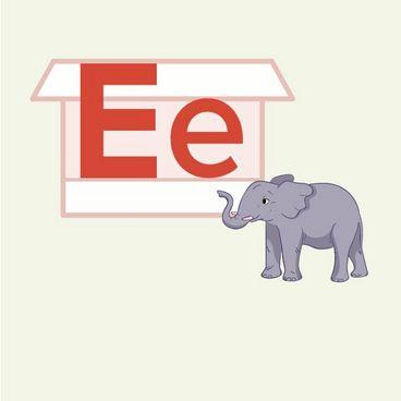 Store E og lille e