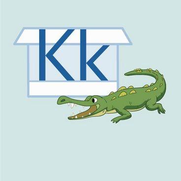Store K og lille k