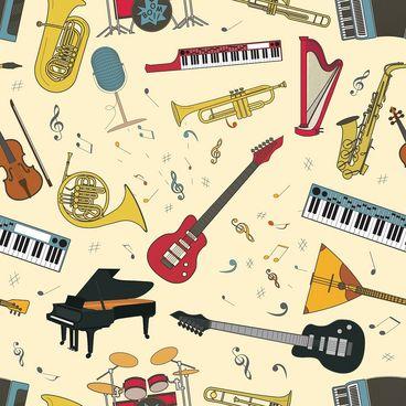 Musik og instrumenter