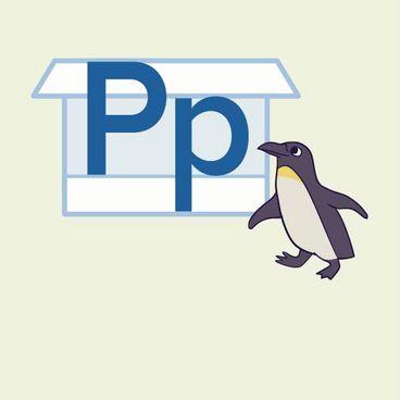 Store P og lille p
