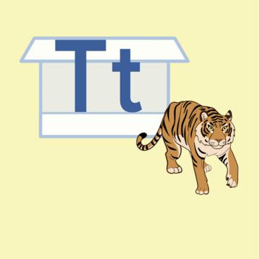 Store T og lille t