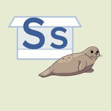 Store S og lille s