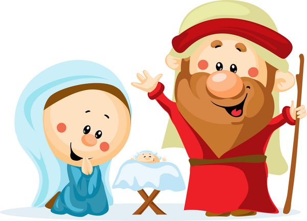 julens historie COLOURBOX8383922